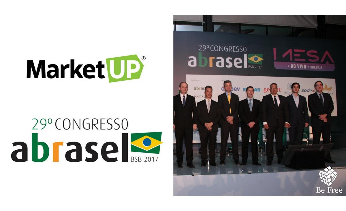 MarketUP no 29º Congresso Nacional ABRASEL | Be Free Tecnologia