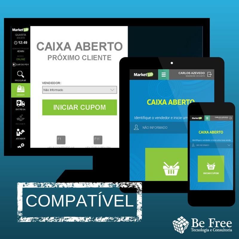 Aplicativo PDV para Tablet e Android | 100% Gratuito
